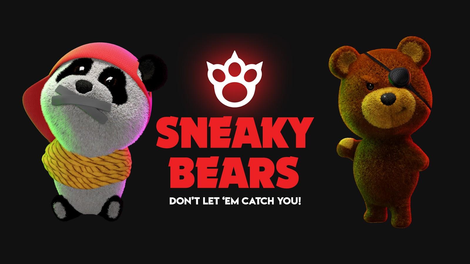 Sneaky Bears2